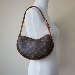 Authentic Louis Vuitton Croissant Crescent PM